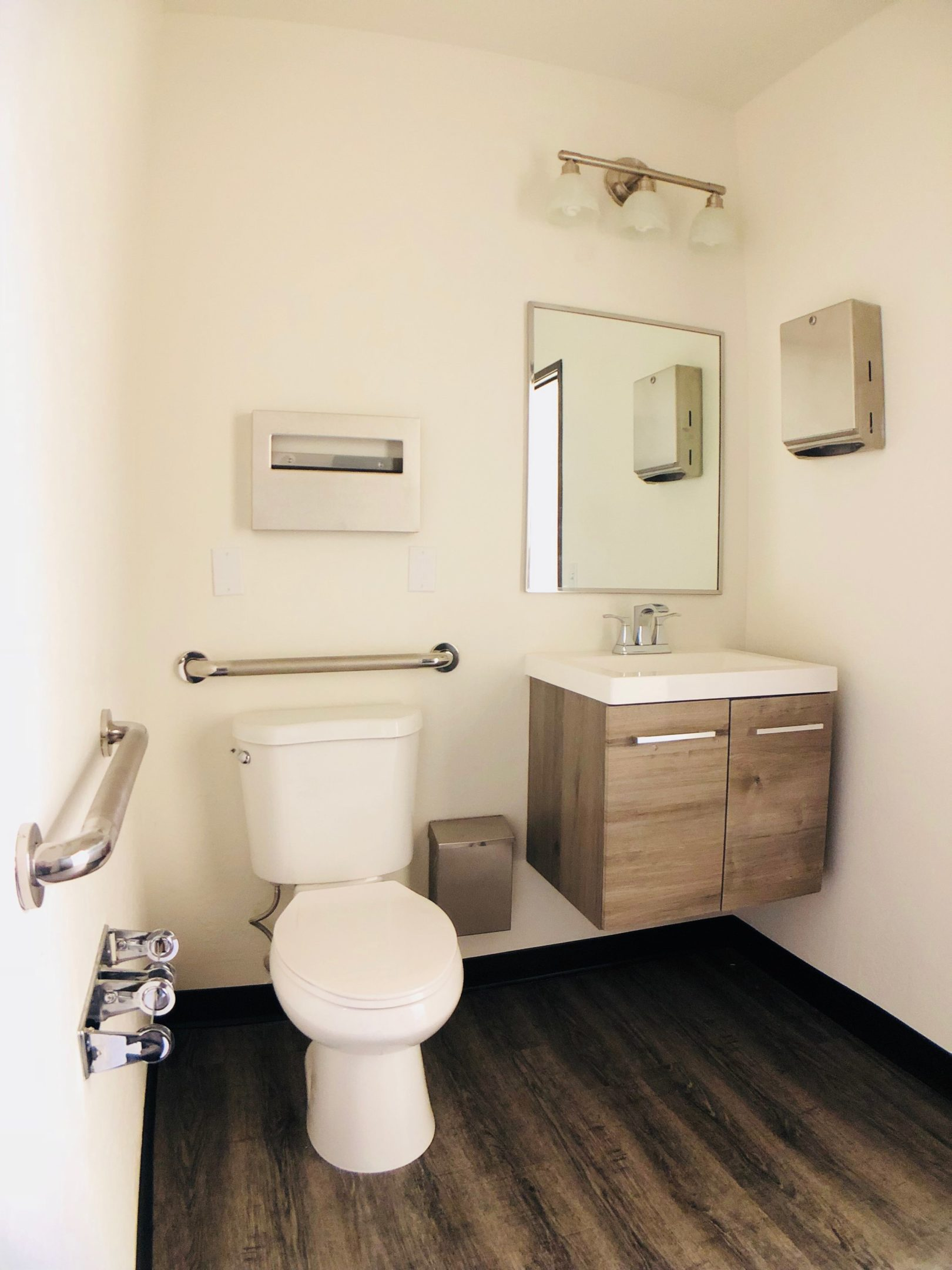 After Bathroom Remodel
