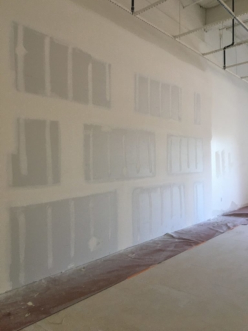 Interior Building Painting