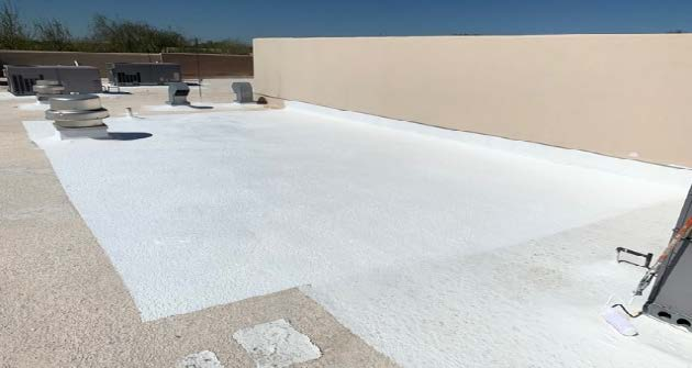 After Roof Repair