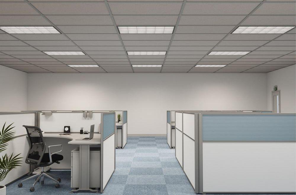Office Lighting Maintenance